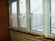 установка пластикових вікон на