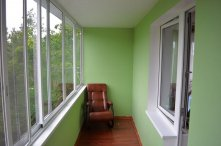 Фото балконів і лоджій