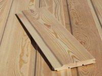 Дерев'яна вагонка для обробки балкона і лоджії
