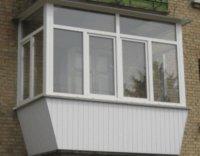 Скління балкона своїми руками.  Як засклити балкон.  Варіанти скління балкона.