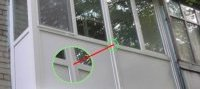 Скління балкона своїми руками.  Як засклити балкон.  Варіанти скління балкона5.