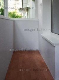 обробка балкона пластиковими панелями ціна