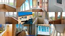 пластикові балкони