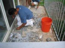 ремонт балконів в хрущовці фото