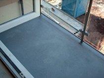 ремонт маленького балкона фото