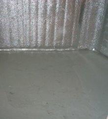 стяжка підлоги на балконі