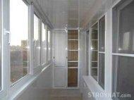 внутрішнє оздоблення балкона варіанти